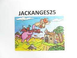 KINDER PUZZLE K99 N 121 1998 SANS OHNE WITHOUT BPZ - Puzzles