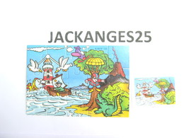 KINDER PUZZLE K99 N 120 1998 + BPZ - Puzzles