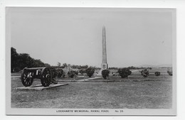 Rawalpindi - Lockhart's Memorial - Mehra 25 - Pakistan