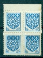 FRANCE Poste Enfantine N°1352 Nxx Blason AMIENS En Bloc De 4 B De F Tb Rare. - Curiosità: 1960-69  Nuovi