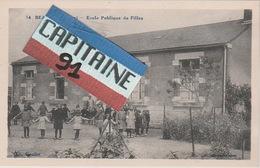 CPA BEAULON ALLIER ECOLE PUBLIQUE DE FILLES - France