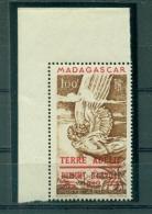 TAAF-1948 -Neuf,  ** ,mint (Madagascar Surchargé Terre D´Adelie , PA 1 **, CdF (cote 55,00€ +) - Terres Australes Et Antarctiques Françaises (TAAF)