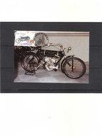 2615 Moto Ancienne Belge - Minerva 1908 - Maximum Cards