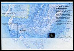 ISLANDE  20140410   Coupon Réponse International / International Reply Coupon - Entiers Postaux