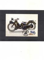 2617 Moto Ancienne Belge - La Mondiale 1929 - Maximum Cards