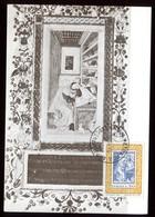 Italie - Carte Maximum 1976 - Oeuvre De Petrarca - Cartas Máxima