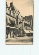 VEULES Les ROSES - Hôtel Des Tourelles - Animée - 2 Scans - Veules Les Roses