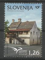 SI 2018-13 EUROMED, SLOVENIA, 1 X 1v, MNH - Slowenien