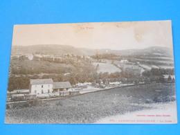 """81 ) Labastide-rouairoux - N° 552 - La Gare """" Vue Générale """"    - Année 1918 :  EDIT : Labouche - Autres Communes"""
