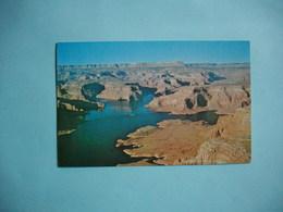 LAKE POWEL  -  Arizona  -  Etats Unis - Lake Powell