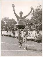 1969 PHOTO EDDY MERCKX TOUR DE FRANCE CYCLISTE - Cycling
