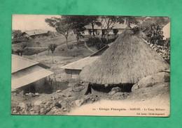 Afrique Congo Français Republique Centrafricaine Banghi Bangui Le Camp Militaire - Centrafricaine (République)