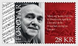 Faeroër / Faroes - Postfris / MNH - 100 Jaar Regin Dahl 2018 - Faeroër