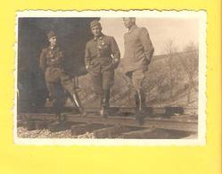 Old Photography - Partizans Yugoslavia - Krieg, Militär