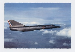 BOMBARDIER MIRAGE IV A (Marcel Dassault) - Avion De Chasse RECTO/VERSO- B36 - 1946-....: Era Moderna