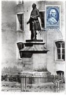 COTE D'OR - Dépt N° 21 =  MONTBARD 1953 = CARTE MAXIMUM N° 940 ARGENSON + CACHET Journée Du TIMBRE - Maximum Cards
