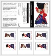 Faeroër / Faroes - Postfris / MNH - Booklet Traditionele Klederdracht 2018 - Faeroër