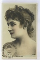 Old  1910s Actress Real Photo Postcard: Alice Dufrene - Edited Reutlinger Paris - Actores