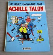 Le Sort S'acharne Sur Achille Talon - Achille Talon