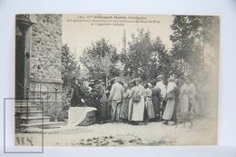 Postcard France - Debillemont Chardon - Généreuses Américaines Aux Habitants De Mont St Pere Et Chartèves, Aisne - Francia