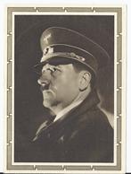 Dt.- Reich (001582) Ganzsache P278 Hitler Mit Mütze, Gelaufen Stuttgart Am 15.4.1939 - Deutschland