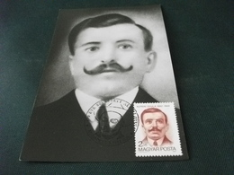 MAXIMUM UNGHERIA ALPARI GYULA Was A Hungarian Communist Politician And Propagandist, As Well As A Journalist By Professi - Uomini Politici E Militari