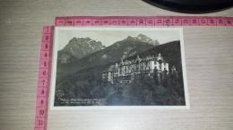 C-61029 VULPERA HOTEL SCHWEIZERHOF MIT PIZ LISCHANNA UND PIZ ST. JON - GR Grisons
