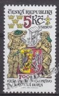 Czech Republic - Tcheque 2000 Yvert 237 700º Ann. Royal Miner  Code - MNH - República Checa