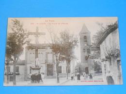 81 ) Saint-juèry - N° 252 - La Place De L'eglise - Année   :  EDIT : Labouche - France