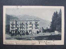 AK MERAN Obermais Parkhotel 1902 ///  D*34506 - Merano