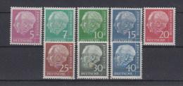 Germania Federale Nuovi: N. 64I - 126I **  (fluorescenti) - [7] République Fédérale