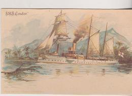 SMS CONDOR - Guerre