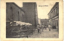 Carte Postale  Ancienne De  SIVRY Sur MEUSE - SIVRY A Maas - - Altri Comuni