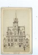 Compiègne Hôtel De Ville ( Photo Avant 1900 ) - Photographs