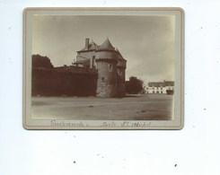 Guérande Porte St Michel ( Photo Avant 1900 ) - Photographs