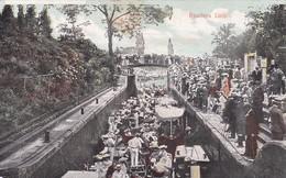 BOULTERS LOCK, RIVER THAMES, MAIDENHEAD. CIRCA 1910's - BLEUP - Inghilterra