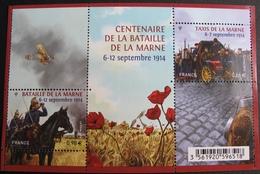 PTT/387 - BATAILLE DE LA MARNE - BLOC NEUF** N°F4899 - Sheetlets