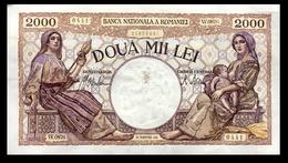 # # # Banknote Rumänien (Romania) 2.000 Lei 1941 # # # - Rumänien