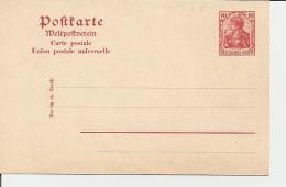 DR P 65y ** - 10 Pf Germania O. Wz - Alemania