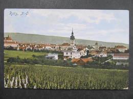 AK RETZ B. Hollabrunn 1914 ///  D*34543 - Hollabrunn