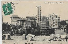 35, Ile Et Vilaine, DINARD, Crystal Hotel, Scan Recto-verso - Dinard