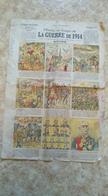Imagerie Des écoles- Histoire En Images De LA GUERRE DE 1914 N° 5 - 30/44 Cm - Affiches