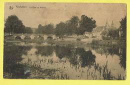 * Rochefort (Namur - Namen - La Wallonie) * (Nels, Série 11, Nr 21) Le Pont De Pierres, Brug, Bridge, Canal, Quai, Rare - Rochefort