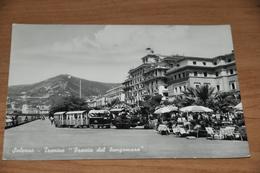 3512   SALERNO   TRENINO   FRECCIA DEL LUNGOMARE - 1961 - Salerno