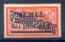 Memel Y&T PA 1* Flugpost - Memel (1920-1924)