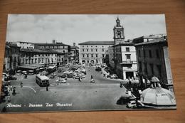 3513   RIMINI - PIAZZA TRE MARTIRI - AUTO  - BUS - Rimini