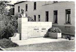 HOEILAERT (1560) : Gedenkteken - Monument Félix SOHIE, Sculpteur Em. De GRYZE. CPSM. - Hoeilaart
