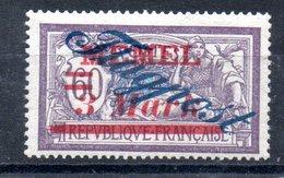 Memel PA 14* Luftpost - Memel (1920-1924)