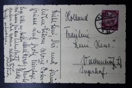 Austria: Anschluss  Postkarte 14-4-1938  Mi 520, Wien - 1918-1945 1. Republik