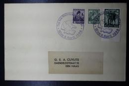 Austria: Anschluss Cover Mixed Franking   9-4-1938 Tag Des Grossdeutsches Reichs - 1918-1945 1. Republik